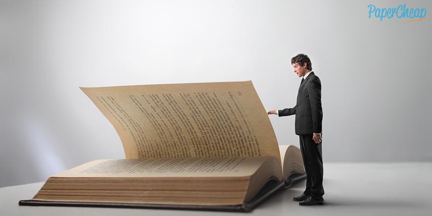 Big Big Book and Man