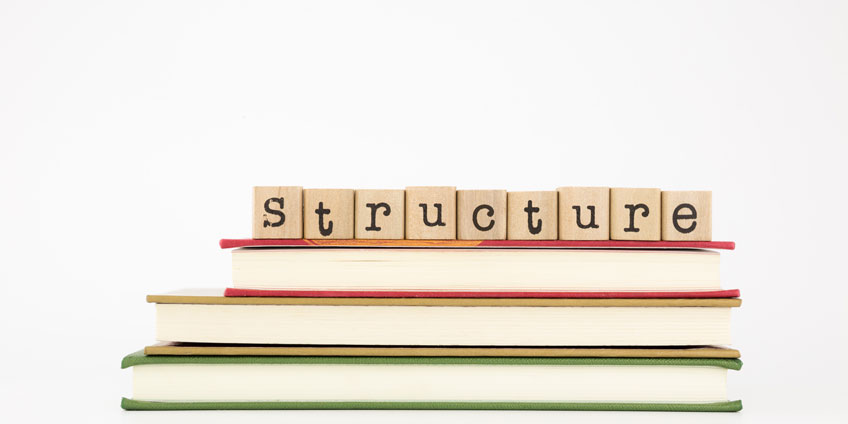 Elements of thesis structure
