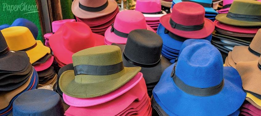 Felt Hat Shop