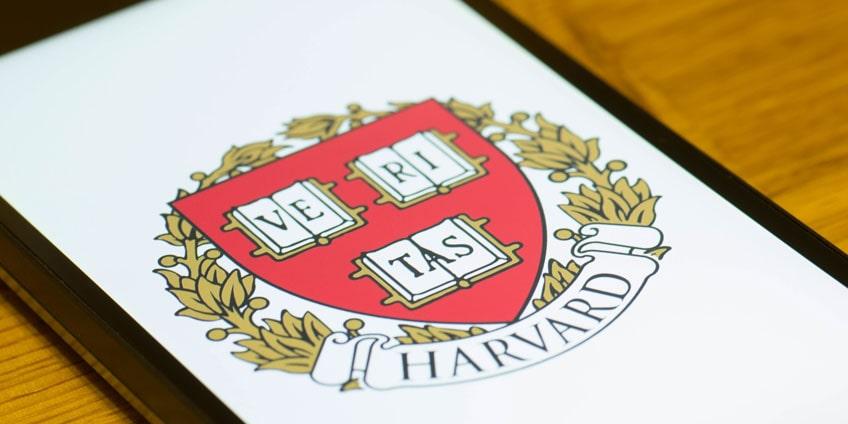 Harvard essay format