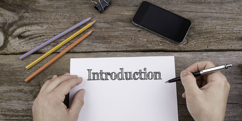 How to Format the Introduction of the Essay