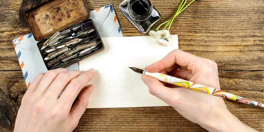 How to write a letter right in 2018