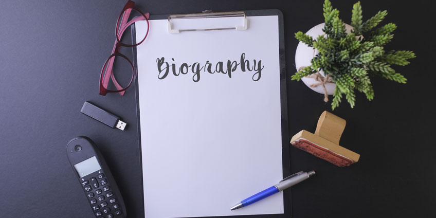 How to write autobiography?