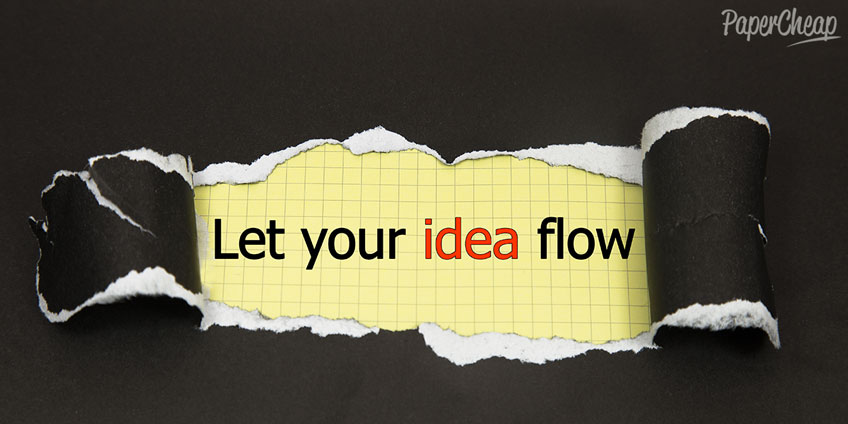 Let Your Idea Flow