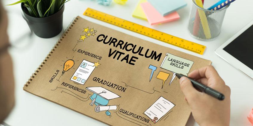 Student CV Template