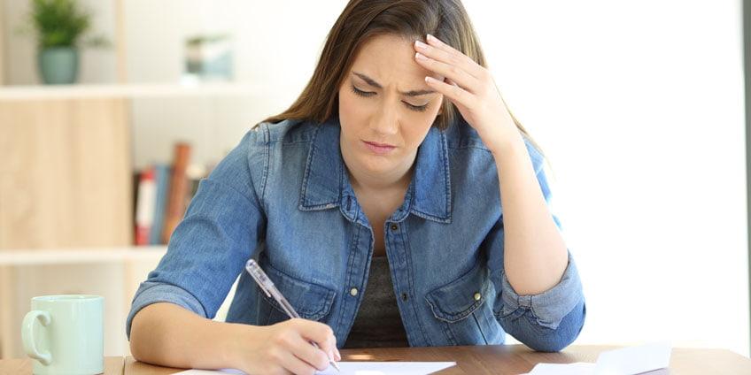 Writing complaint letter